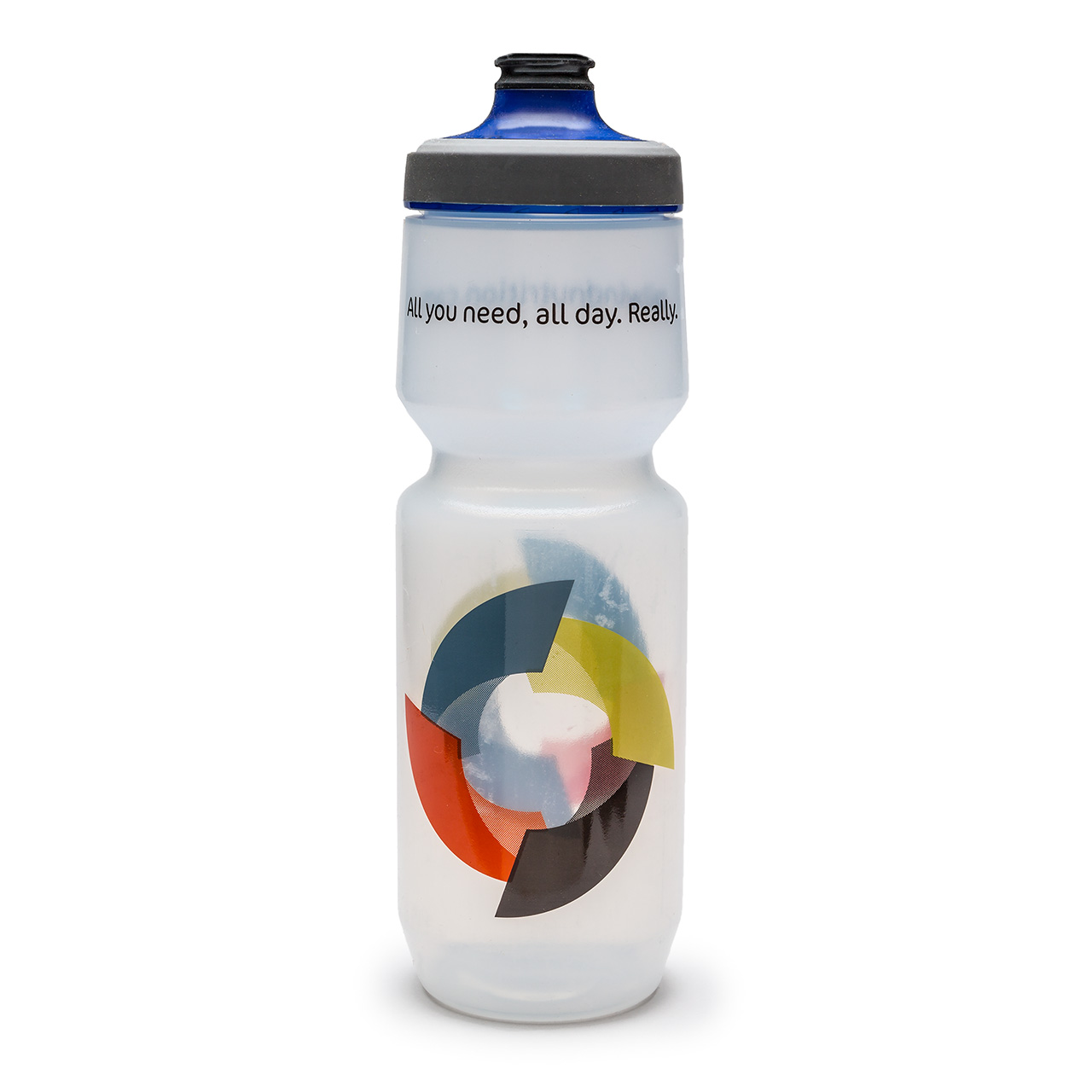 Sportdryck flaska purist