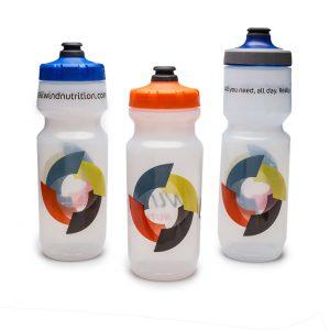 Sportdryck flaskor